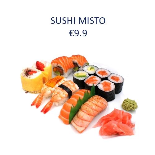 Menu Sushi Misto