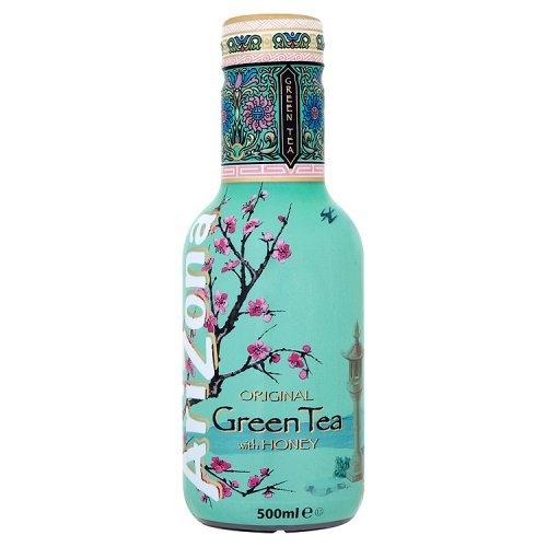 Green Tea with HONEY