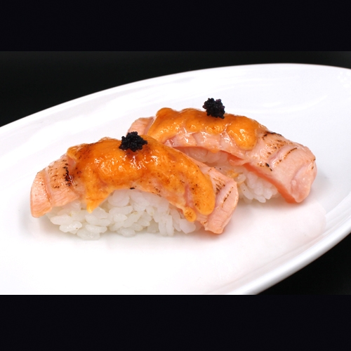Aburi Hot Salmão