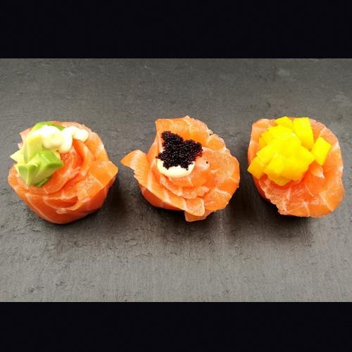 Amor de Flores (3 flores)