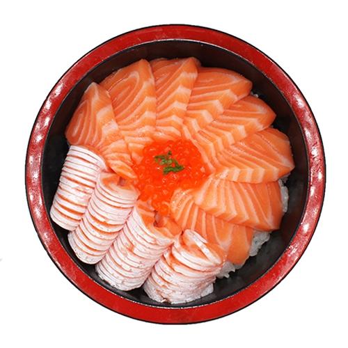 Classic Salmon Chirashi
