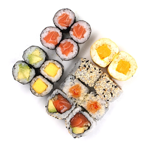 Menu Makis