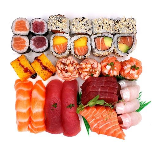 Sushi Sashimi XL