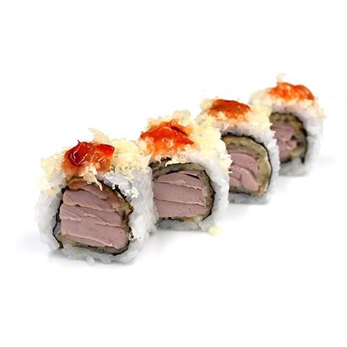 Uramaki Atum Frito Tempura